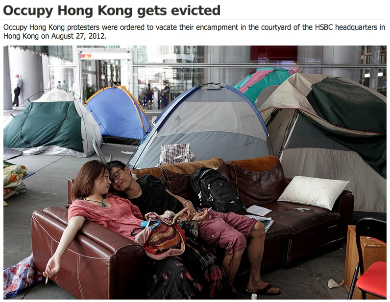 Occupy HK