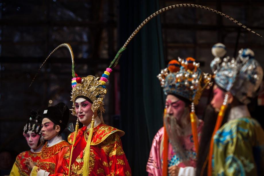 HONG KONG-CULTURE-FESTIVAL